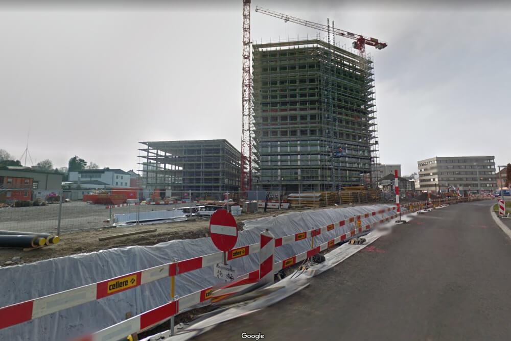 Alte Google Street View Aufnahmen